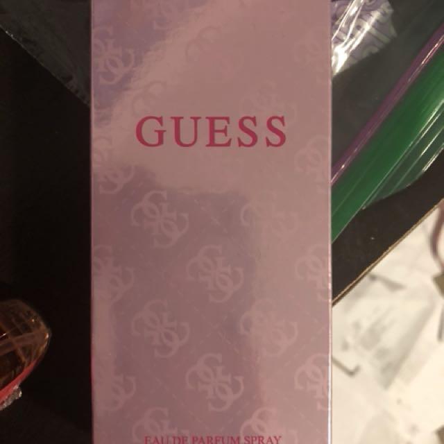Guess perfume