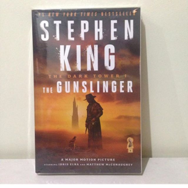Gunslinger by Stephen King