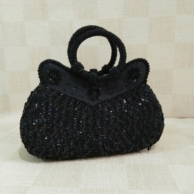Hand bag payet