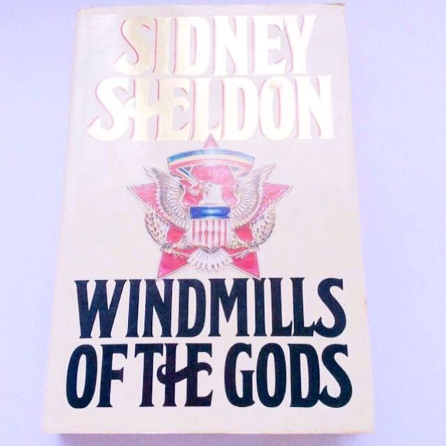 [Hardcover] Sidney Sheldon - Windmills Of The Gods.