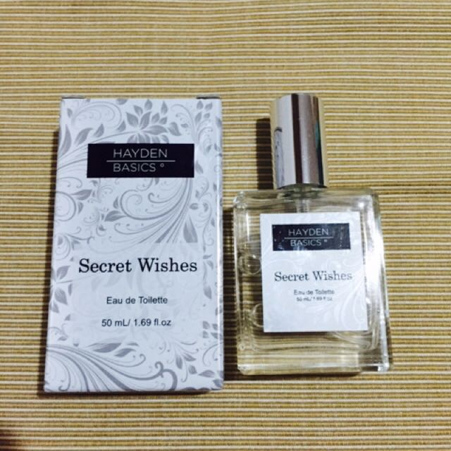 Hayden Kho Perfume