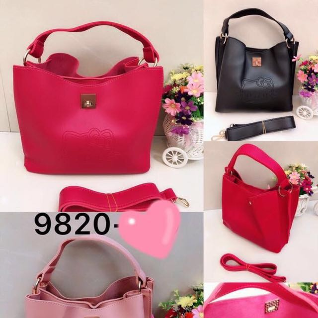 Hello Kitty Sling/Shoulder Bag
