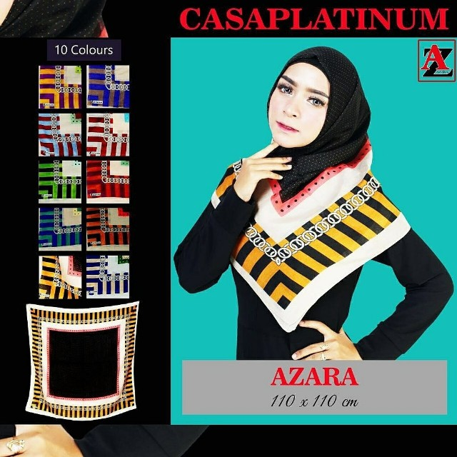 Hijab jilbab segi4 casaplatinum design 1