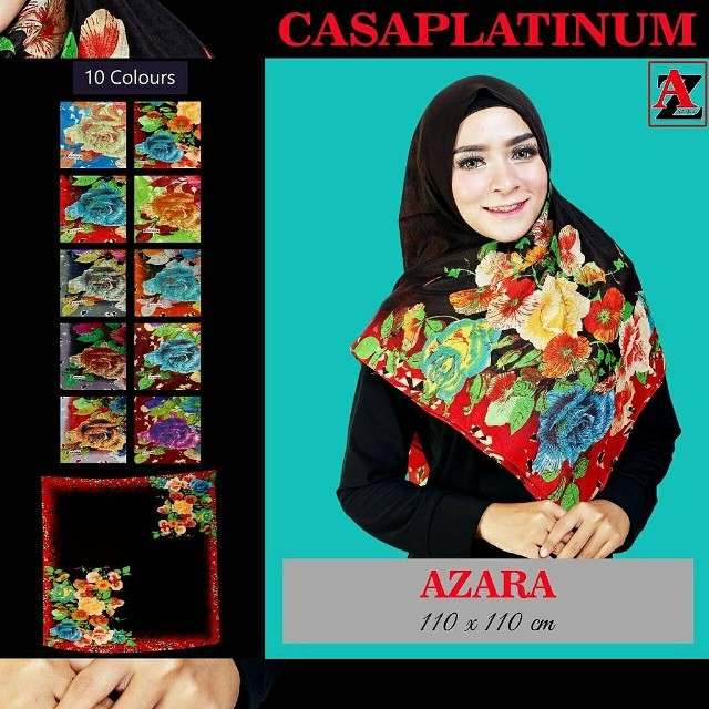 Hijab jilbab segi4 casaplatinum design 4