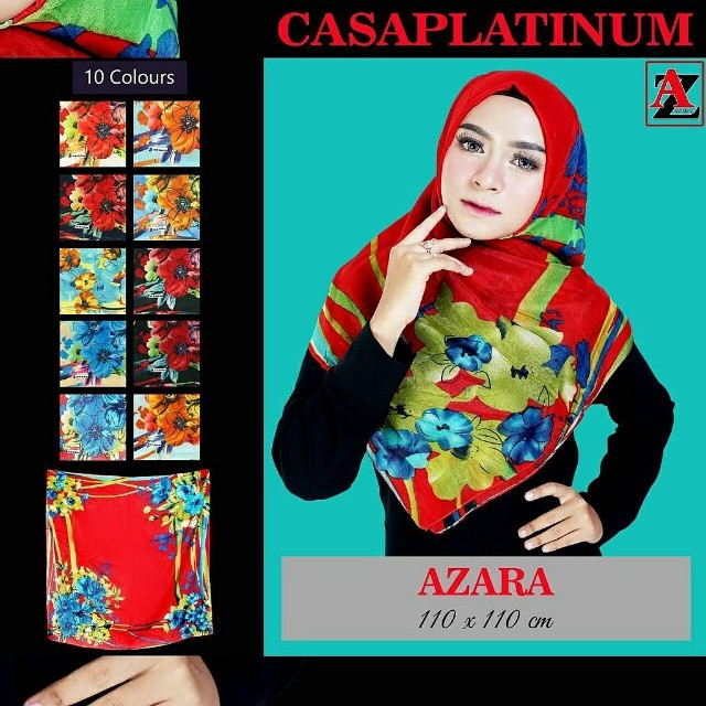 Hijab Jilbab Segi4 casaplatinum design 5