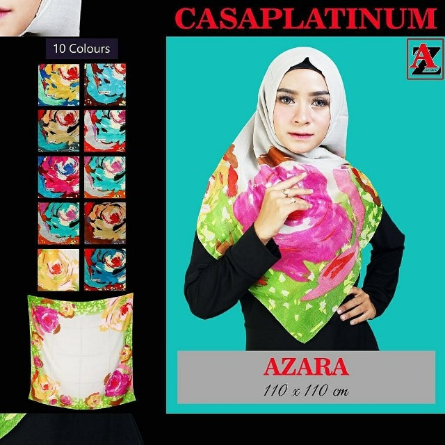 Hijab jilbab segi4 casaplatinum design 6