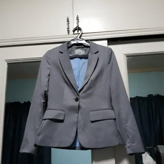 H&M blazer and pants (set)