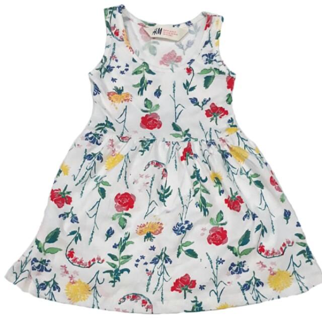 H&M dress for kids
