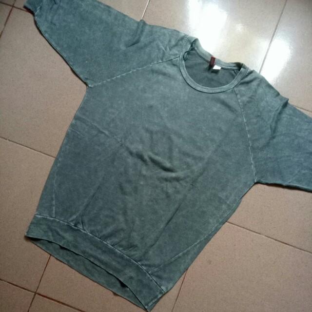 H&M Washed Sweater