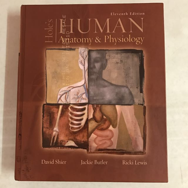 Hole\'s HUMAN Anatomy & Physiology 11th Edition (New🔥), Peralatan ...