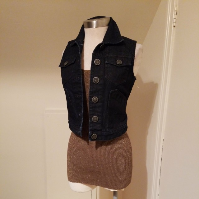 Hurley Jean Vest & Urban Behavior Tank