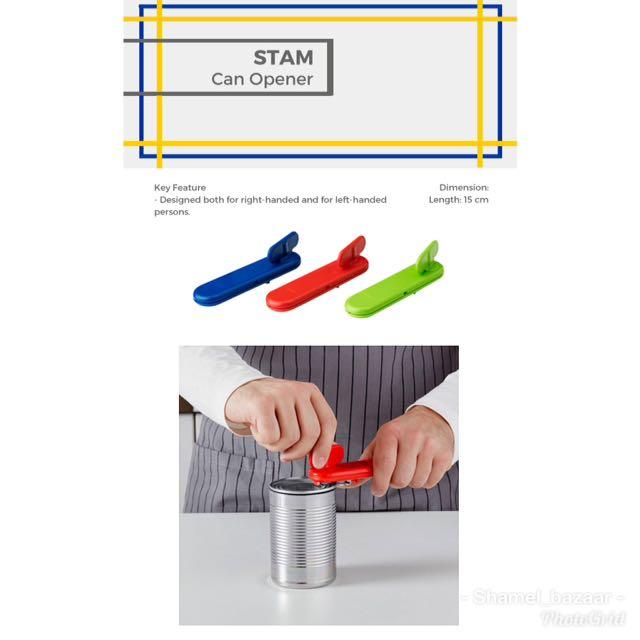 IKEA STAM CAN OPENER