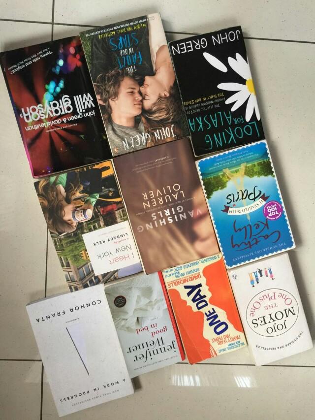 Import books each @45000