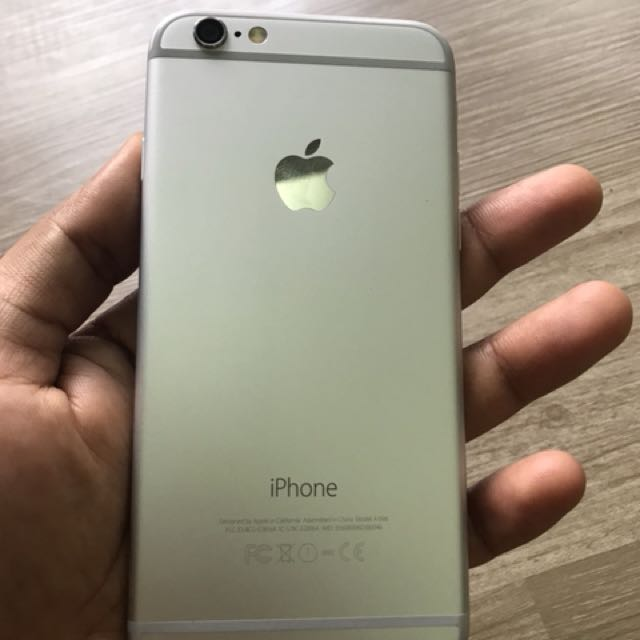 Iphone6 128gb Singapore set