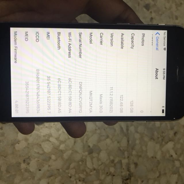 Iphone6s.128gb n myset