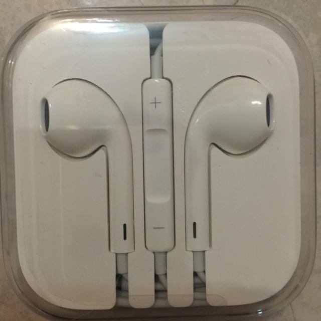 全新蘋果iPhone原廠耳機