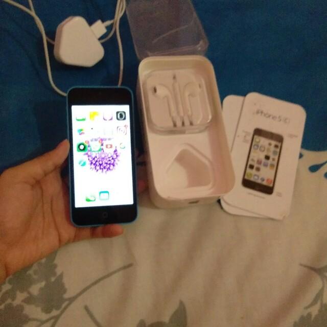 Iphone 5c 32gb original 10000%