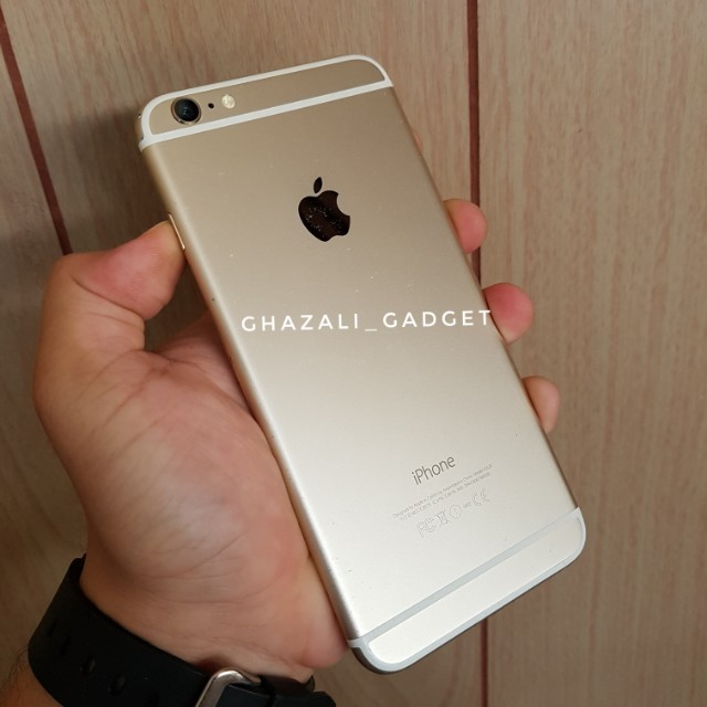 Iphone 6plus Gold MYSET 0d0e40b6cd