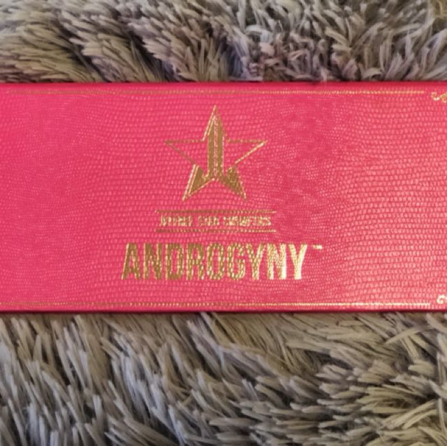 Jeffree Star-Androgyny Pallet
