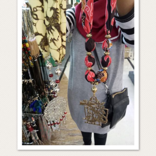 Jogja Necklace (Open PO - Jastip)