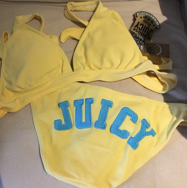 Juicy couture beach bikini bath