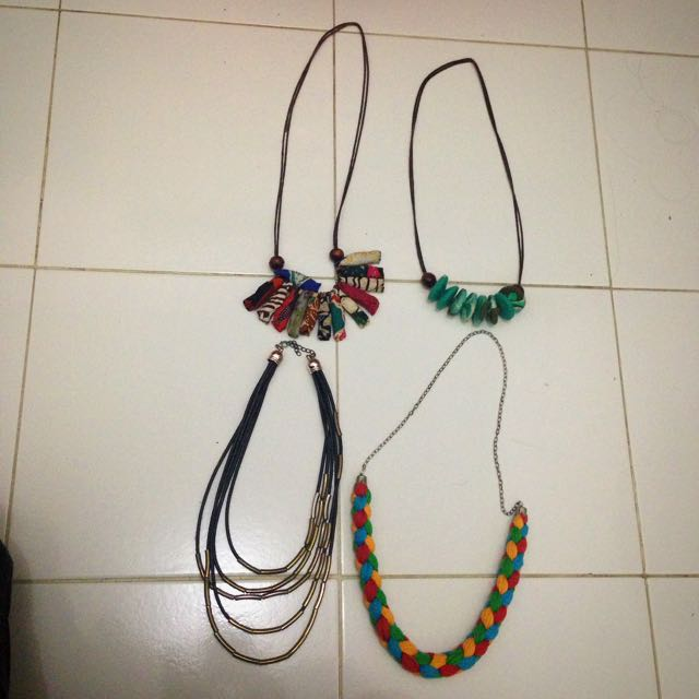 Kalung Batik take all 30rb