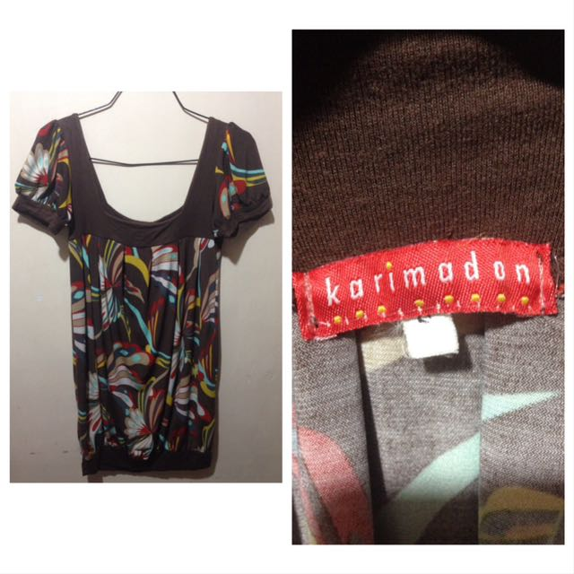 Karimadon top/dress