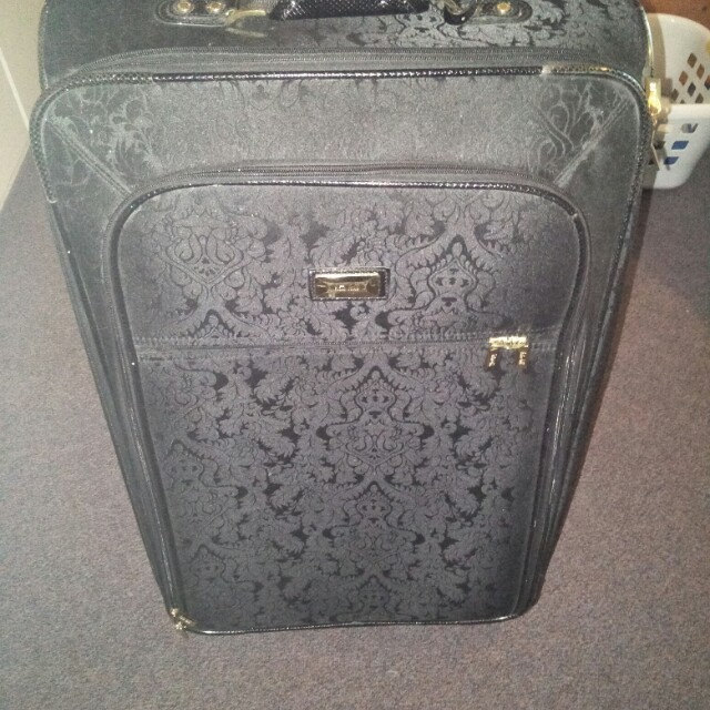 Kate Hill Suitcase
