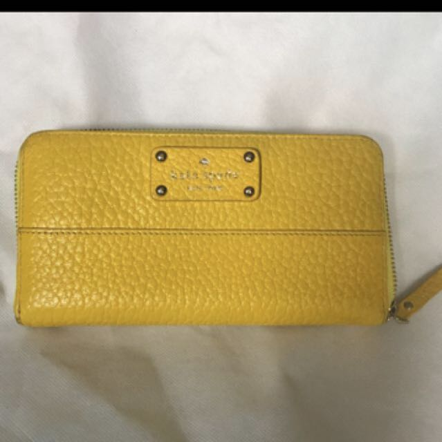 Kate Spade Grove Street long  wallet