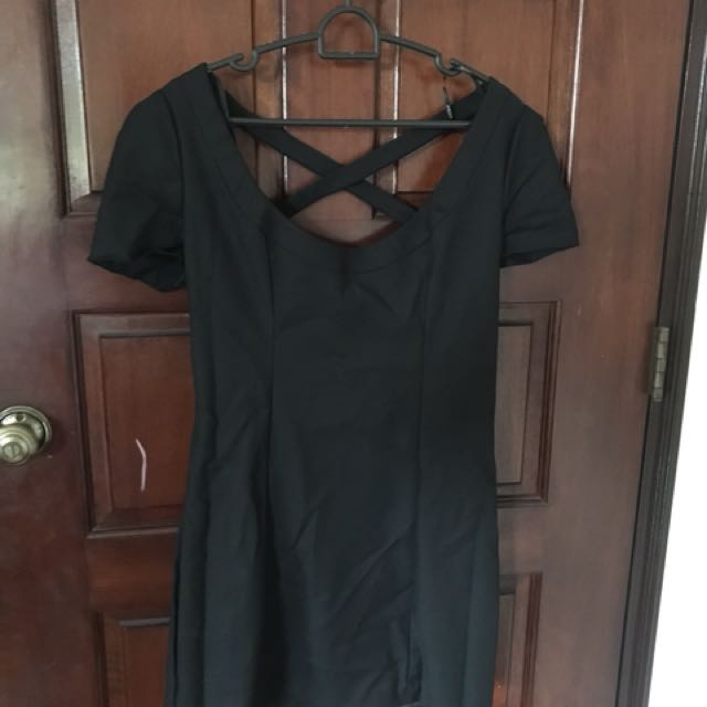 Kookai LBD with sexy low back