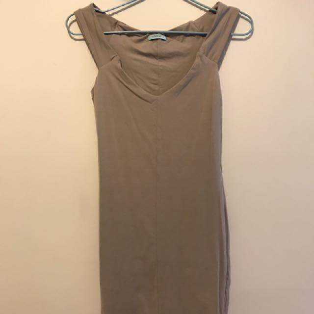 Kookai tanned dress