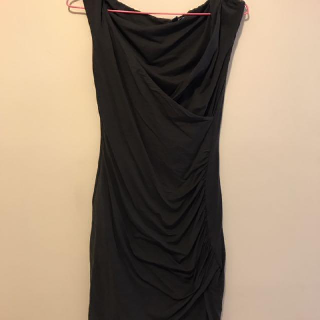 Kookai wrap dress