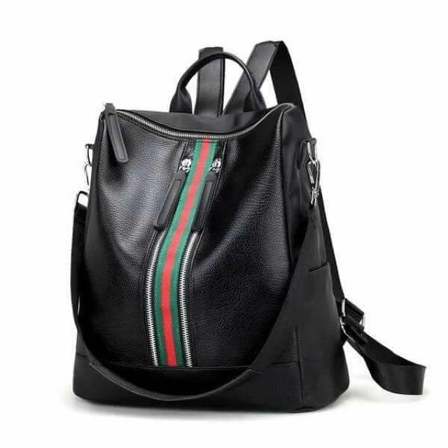 ec890b579a27 Korean Gucci Inspired Backpack
