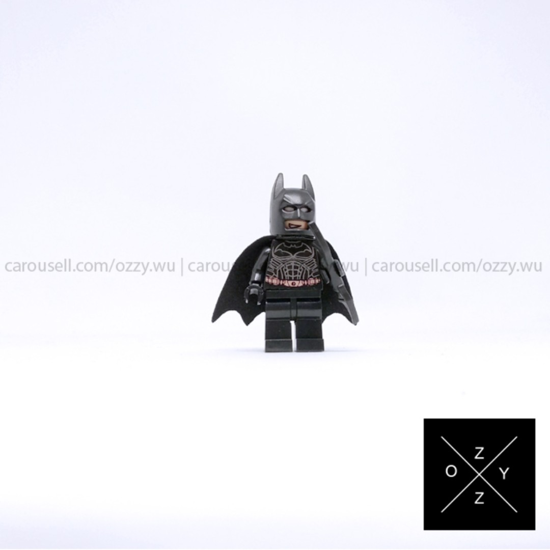 Lego Compatible DC Superheroes Minifigure - Batman