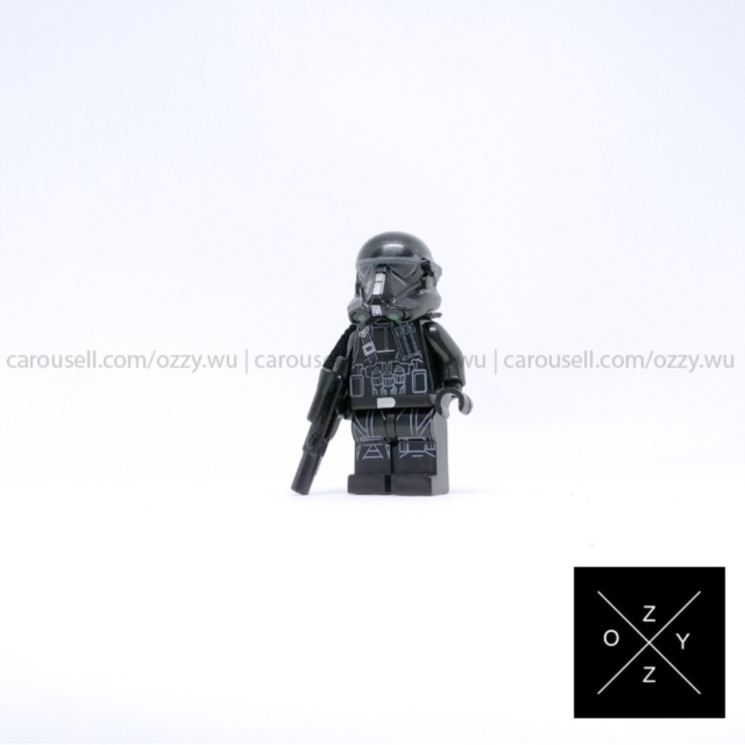 Lego Compatible Star Wars Minifigure - Death Trooper