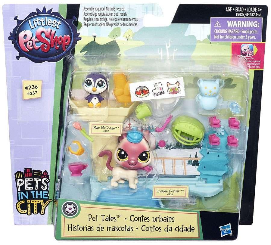 Littlest Pet Shop, Pet Tales Series_Genuine Hasbro