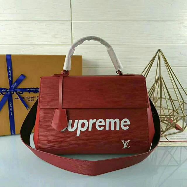 95c9de32ebf6 LV Supreme Handbag