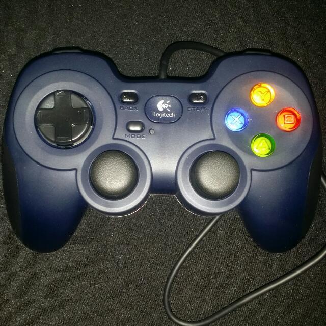 Logitech F310 Controller Gamepad