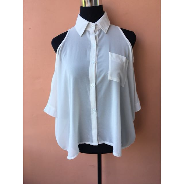 Long Sleeves Cut out