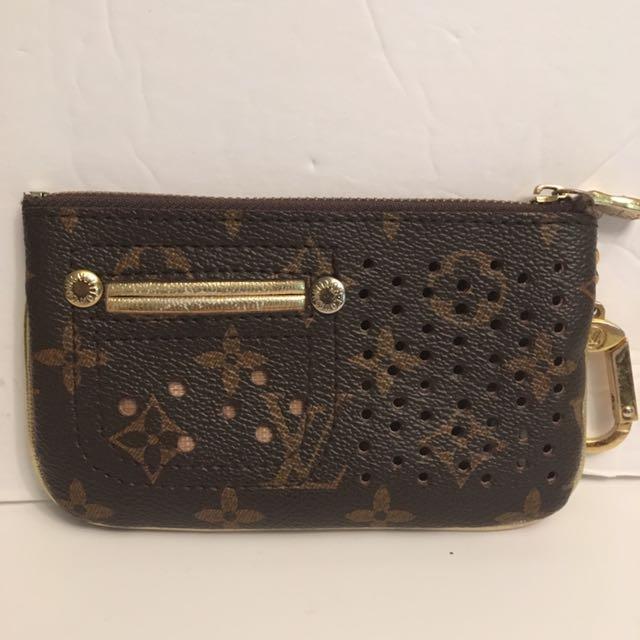 Louis Vuitton coin  purse key holder