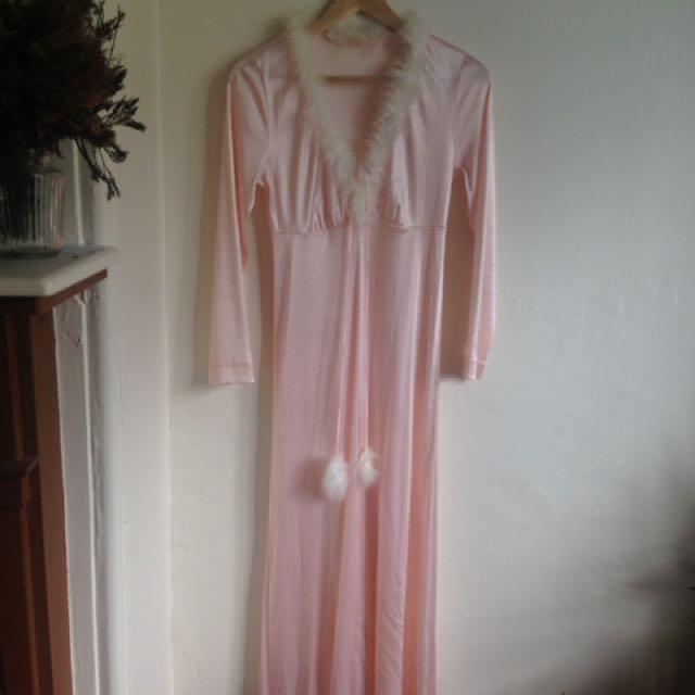 Mademoiselle Vintage Robe