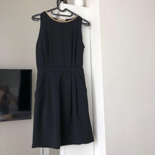 Mango chain dress