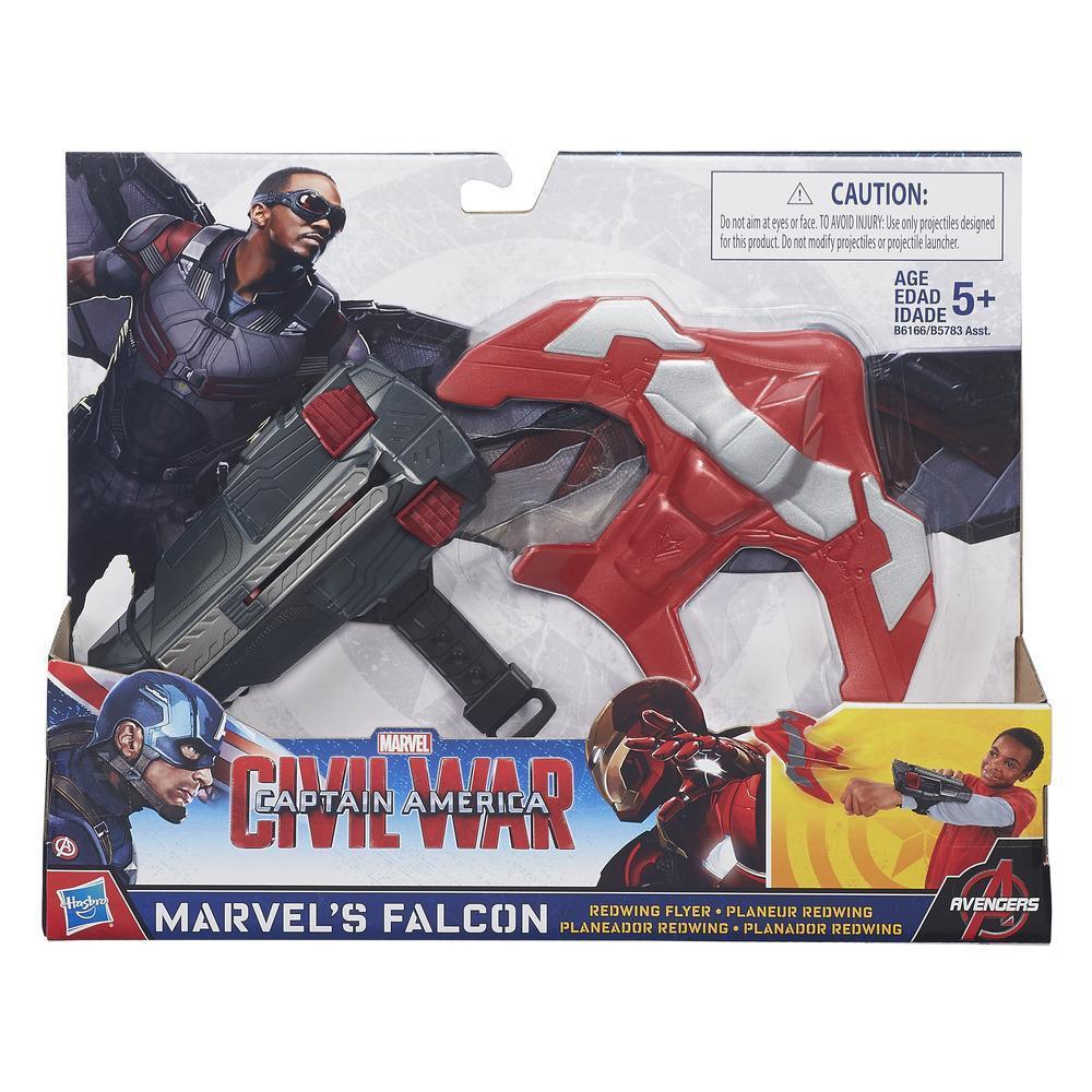 Marvel's Falcon Redwing Flyer_Genuine Hasbro