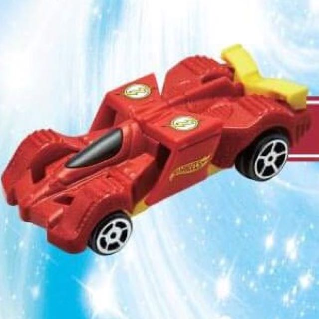 🆕McD Hot Wheels The Flash