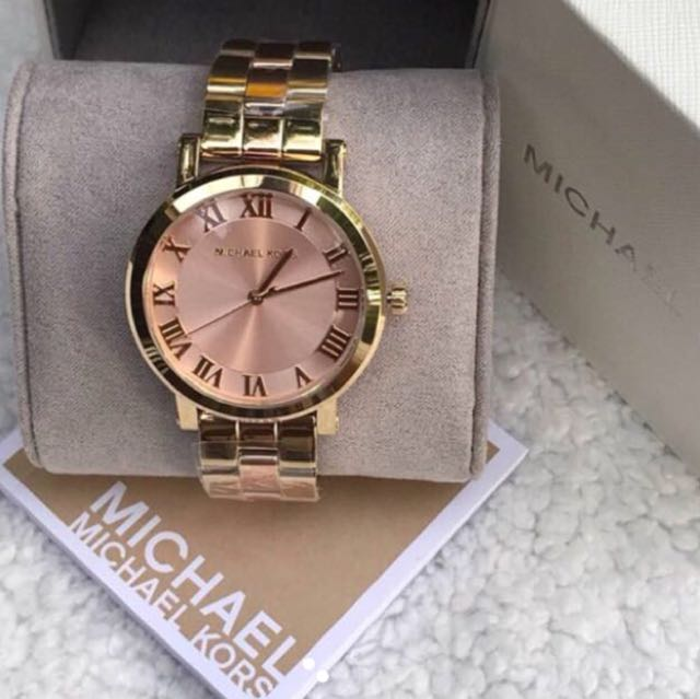 Michael Kors Norie watch for women