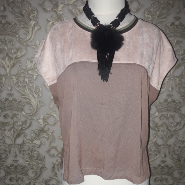 Mille brown blouse