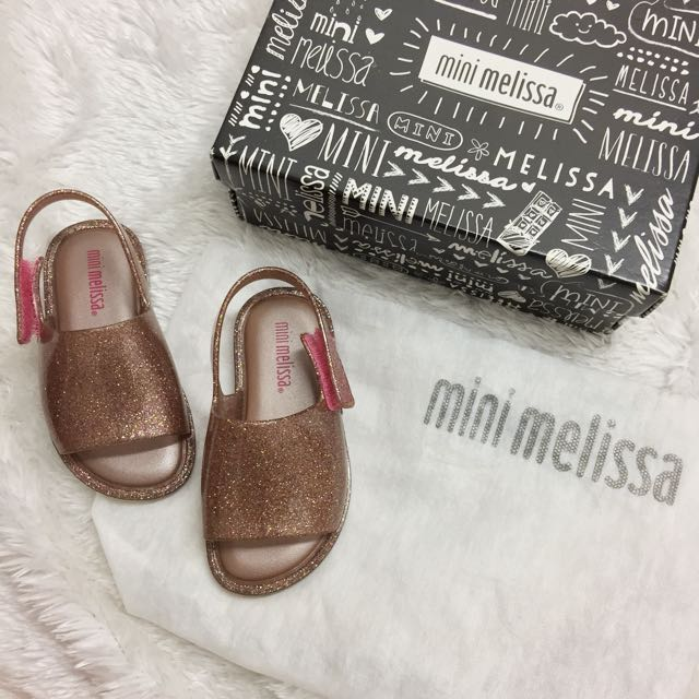 Mini melissa mia + fabula II
