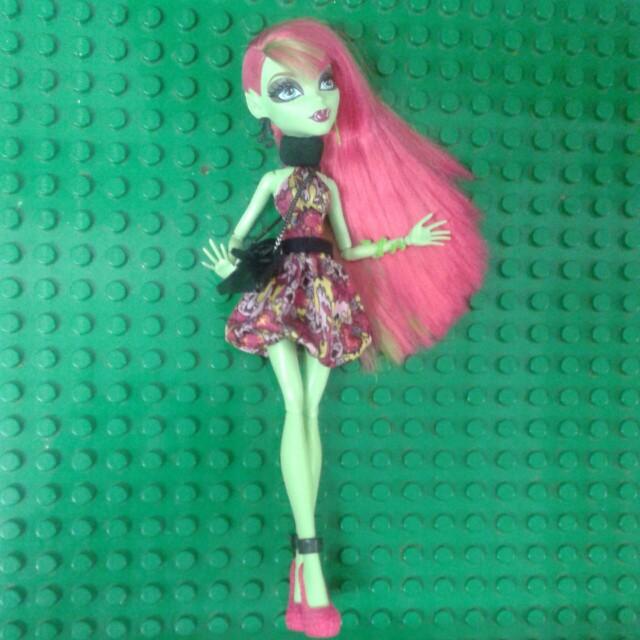 Monster high doll - Venus (+postage)