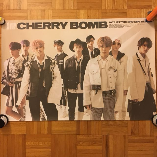 NCT127 Posters