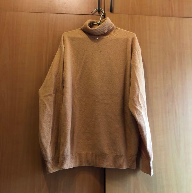 NET 100%羊毛衣XL